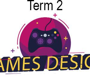 3D Games Design – Level 1 – Term 2